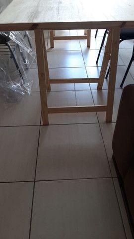 Mesa de cavalete  - Foto 2