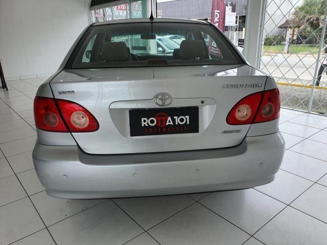 Corolla XLi 1.6 16V 110cv Aut. - Foto 5