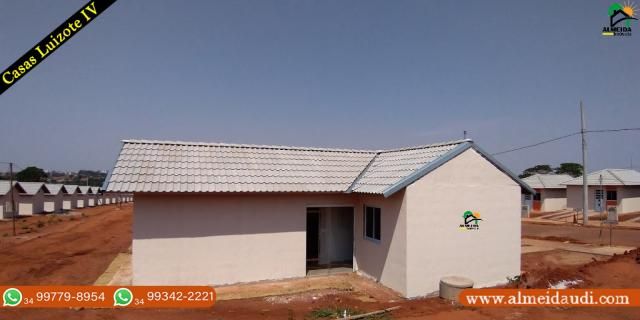 Casa no Luizote de Freitas IV em Uberlândia - MG - Foto 10
