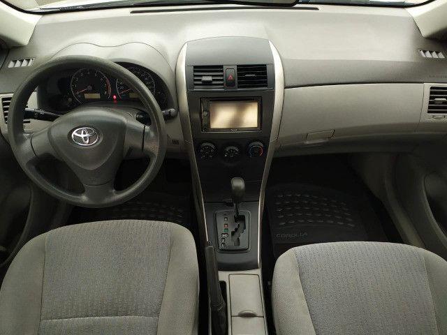 Toyota Corolla 1.6 Xli 2010 - Foto 7
