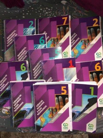 Livros de pré vestibular medicina