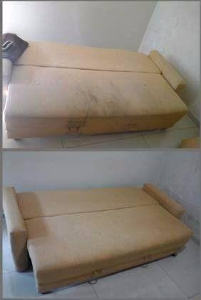 Lavação e higienização de sofás e colchões - Foto 2