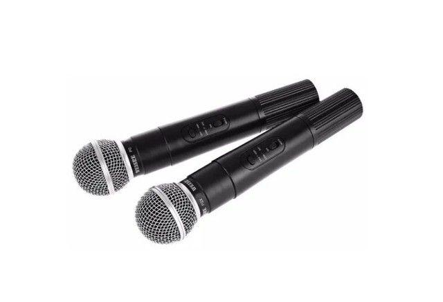 Kit Microfone Weisre PGX-51 Duplo  - Foto 5
