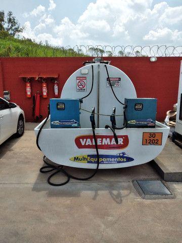 Tanque de combustível 5.000 litros com 2 bombas - Foto 3