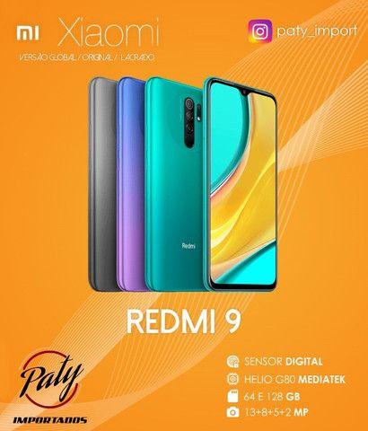 Xiaomi Redmi 9 128GB Melhor Preço Pronta Entrega - Paty Importados