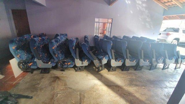Bancada Ônibus Rodoviário 46 lugares Soft Reclinável - Foto 4