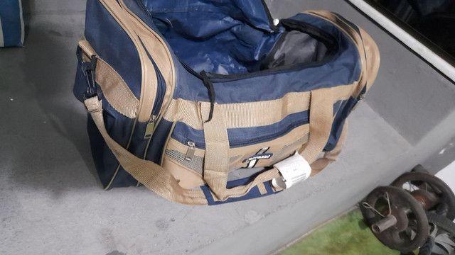 Bolsa pequena de bordo viagem  - Foto 3