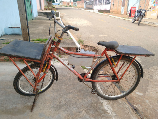 Bicicleta cargueira - Foto 2