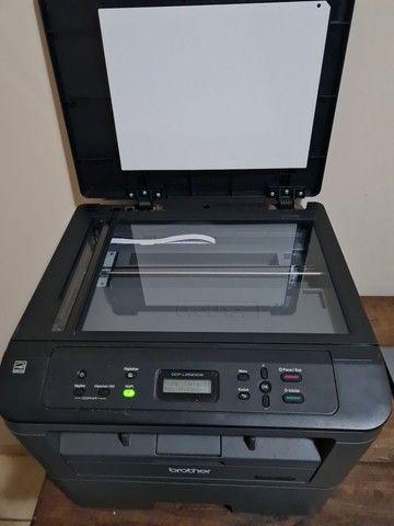 Impressora Multifuncional Brother Dcp-l2520dw - usada - Foto 3