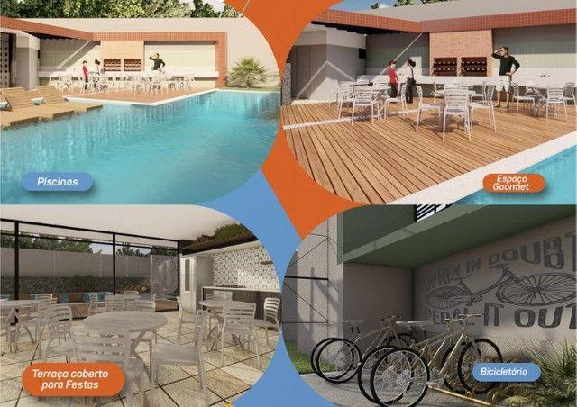 Gk Viver Bem Condomínio Club - Camaragibe - 2 e 3 Q (sendo 1 Suite) - - Foto 7