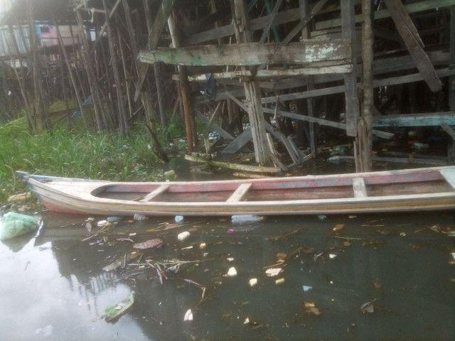 Uma canoa de 7 metro própria para corrida valo de 1500  - Foto 2
