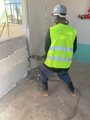 Furo em laje e viga para concreto  - Foto 3