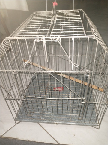 Vendo gaiola grande - Foto 2