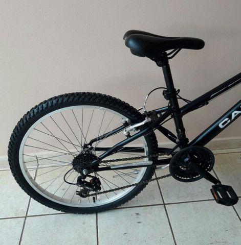 Bicicleta caloi aro 24 - Foto 3