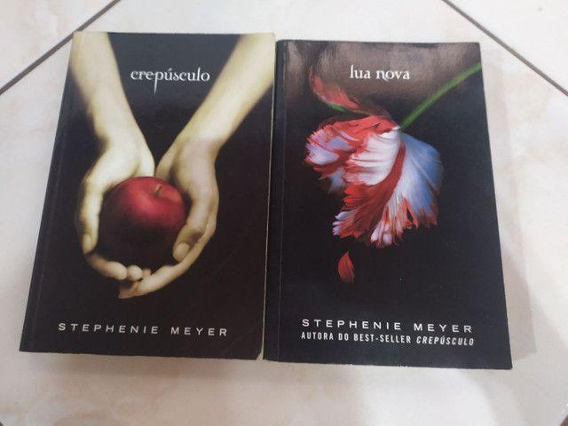 Livros por 10 reais cada
