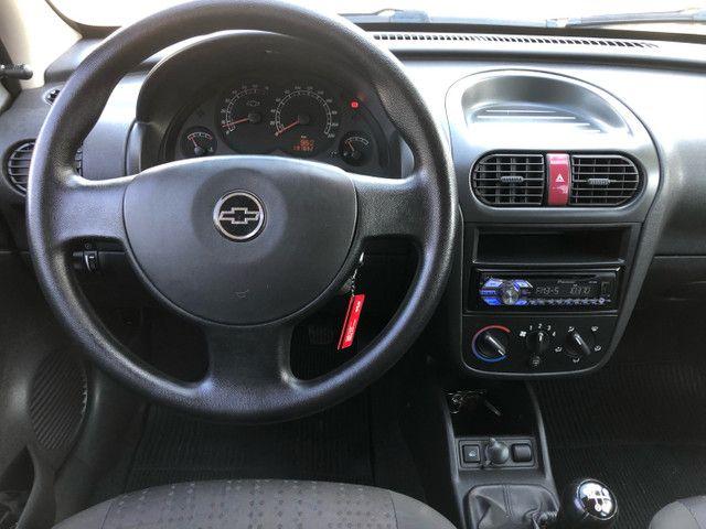 Gm / Corsa 1.4 Maxx 2012 Flex novíssimo com apenas 91 mil km 21.900 - Foto 7