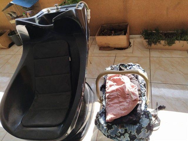 Lavatório e bebê conforto! - Foto 4