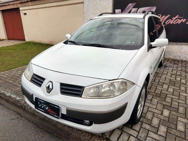 Renault MEGANE GRAND TOUR DYNAMIQUE 1.6 16V HI-FLEX MEC.