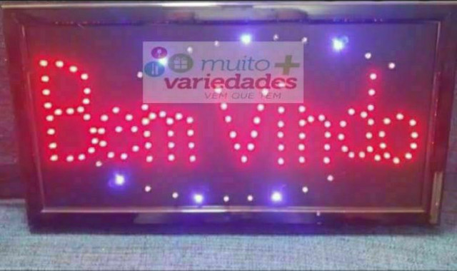 Placa de led letreiro  - Foto 3