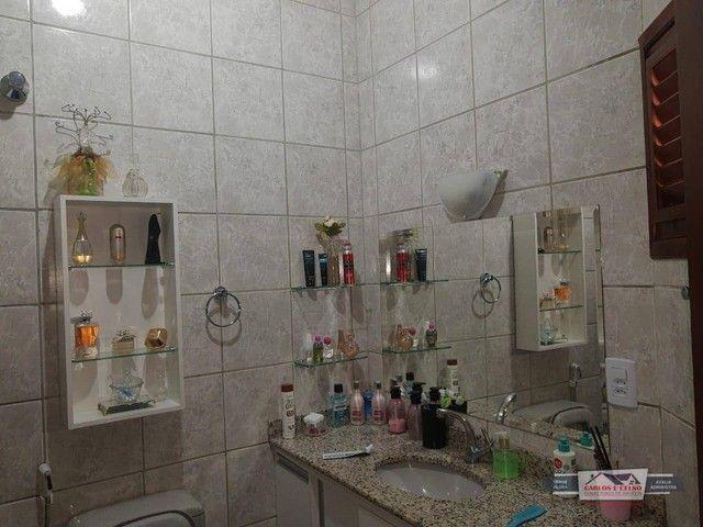 Casa com 3 dormitórios à venda, 210 m² por R$ 350.000 - Jardim Guanabara - Patos/PB - Foto 7