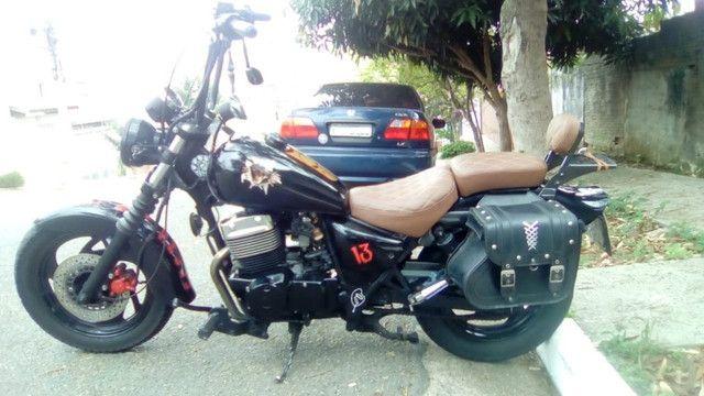 Vendo Fym-250cc Customizada