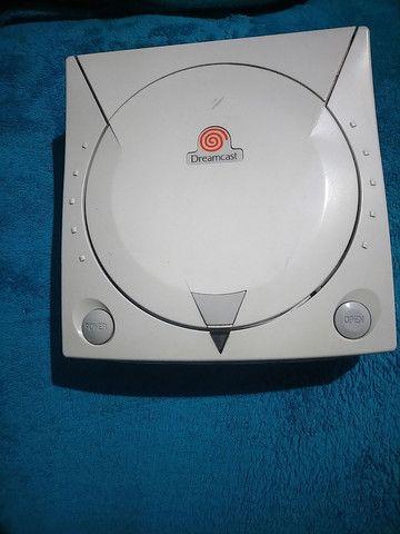 Sega Dreamcast desbloqueado