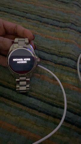 Relógio Smartwatch Michael Kors Access Mkt5012/1ai - Foto 6