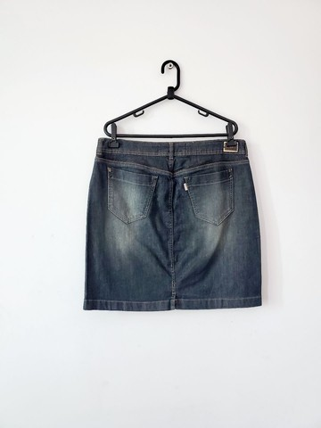 Saia Jeans Crissol - Foto 4