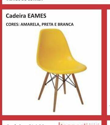 Cadeiras eames novo da fábrica - Foto 4