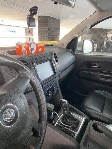 Vw Amarok 2013 automática diesel TDI - Foto 4