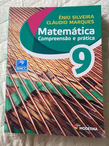 Livro Matemática Compreensão e Prática 9