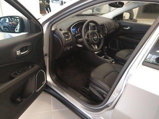 Jeep Compass Longitude 2.0 Diesel 2021 0km Pacote Premium  - Foto 8