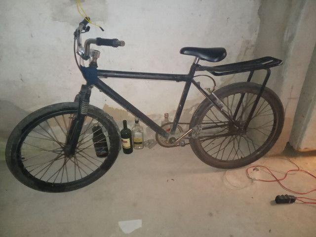 Bike filé toda no rolamentos LER ANÚNCIO!! - Foto 2