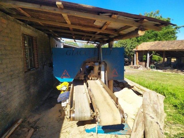 Cerra de desdobro para madeira