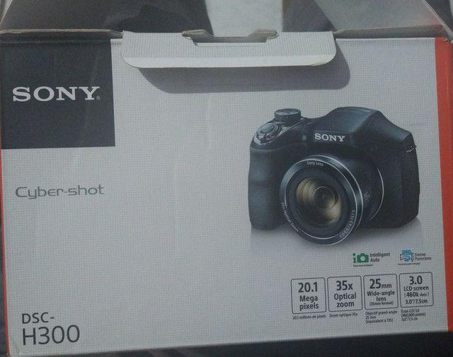 Câmera Sony H-300 - Foto 5