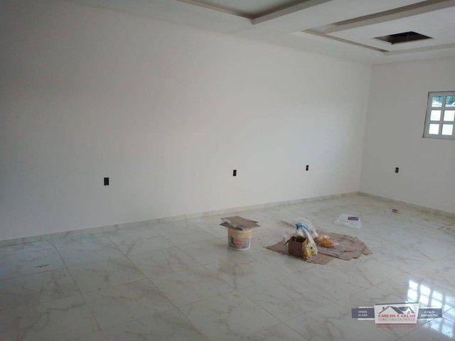Casa com 3 dormitórios à venda, 90 m² por R$ 170.000,00 - Salgadinho - Patos/PB - Foto 5