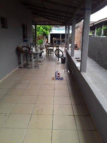 Casa com 3 dormitórios à venda, 110 m² por R$ 165.000,00 - Nova Brasília - Ji-Paraná/RO - Foto 3