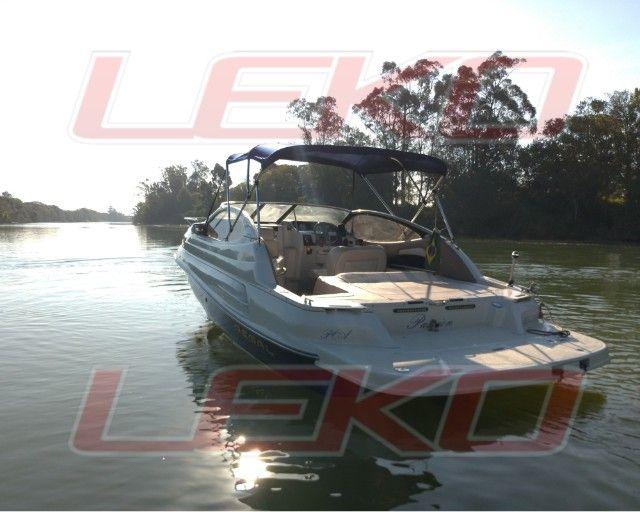 Lancha Regal LSC 2150 Motor Volvo Penta 5,7 V8 300HP apenas 295 Horas! - Foto 5