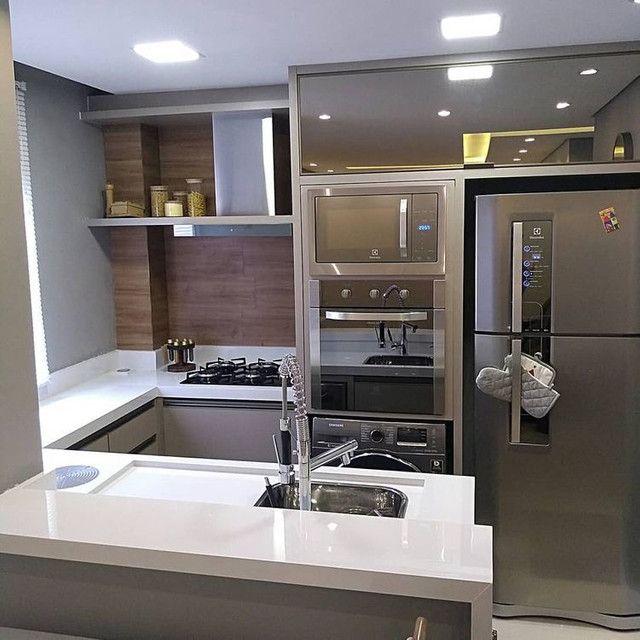 Sua cozinha dos sonhos está aqui!!! - Cobrimos qualquer orçamento - - Foto 3