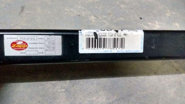 Engate Reboque S10 Pick-up - Foto 2