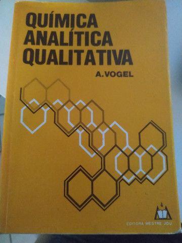 Química Analítica Qualitativa A. Vogel
