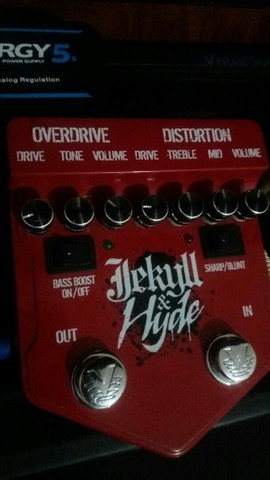 Pedal Overdrive mesa boogie  - Foto 3
