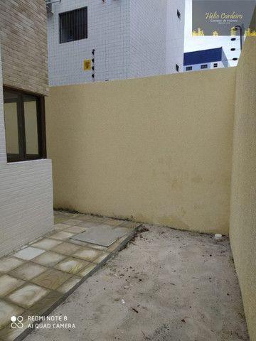 Apartamento térreo nos Bancários com 2 quartos, sendo 1 suíte e área privativa - Foto 15