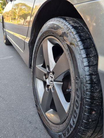 Honda Civic 2007 lxs 1.8 automático  - Foto 4