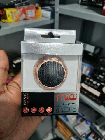 Mini Caixa de som Bluetooth M3 - Foto 3