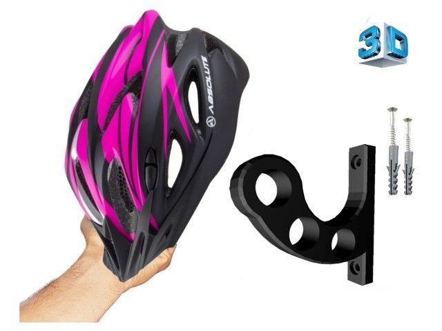 Suporte de parede para capacetes - Foto 2