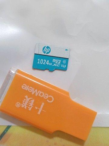 Cartão de Memória SD 1TB