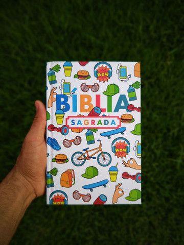 BÍBLIA SAGRADA  - Foto 4