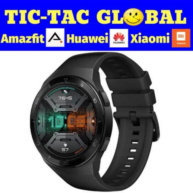 Promoção!!! Huawei GT2e - novo lacrado - Relógio Smartwatch -concorrente do Xiaomi Amazfit
