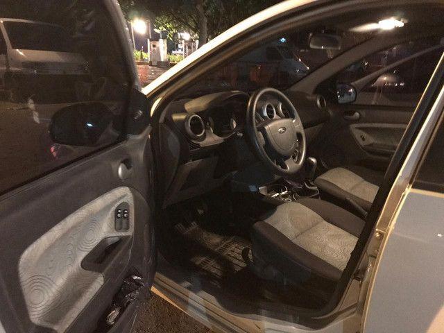 Fiesta sedan completo 2009 com GNV - Foto 5